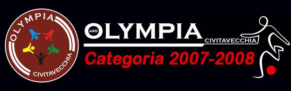 LE FOTO DEI GIOCATORI DELLA CATEGORIA 2007-2008