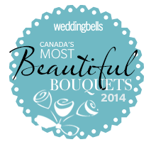 Canada's Most Beautiful Bouquets 2014