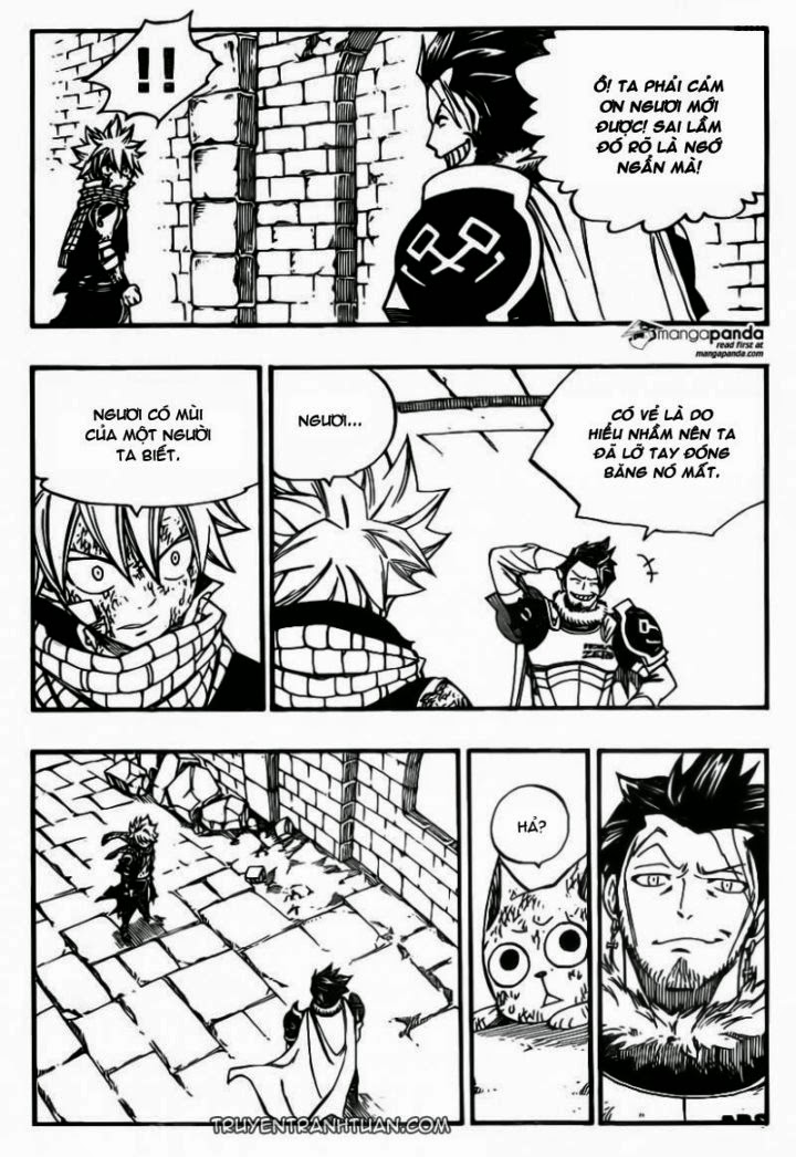 Fairy Tail chap 366 page 20 - IZTruyenTranh.com