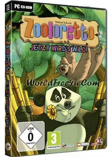Cover Of Zooloretto Full Latest Version PC Game Free Download Mediafire Links At World4ufree.Org