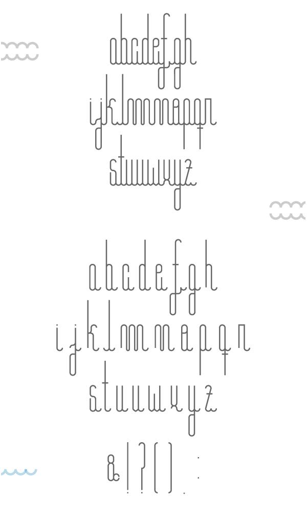 Font Terbaru Untuk Desain Grafis - Barcelona Font Letters