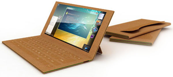 Computadoras con material reciclado for Jardin tablet uses