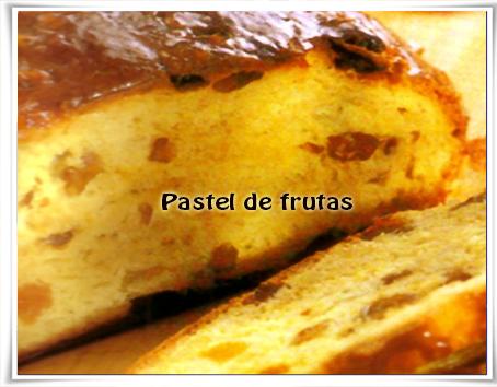 Recetas de tortas y pasteles, frutos secos