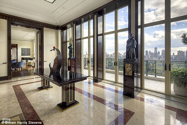 Ekaterina rybolovleva pics oddetorium for Million dollar apartments nyc