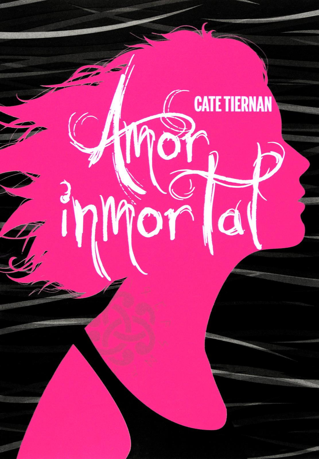 Resultado de imagen de Amor inmortal, de Cate Tiernan