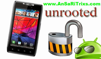 How To Unroot Rooted Android Device Easy way 2015