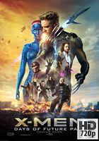 X-Men: Días del Futuro Pasado (2014) Web-DL 720p Latino-Ingles