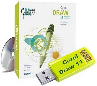 Download CorelDraw 11 Full Version For Free - Graphic
