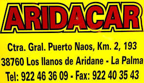TALLER ARIDACAR