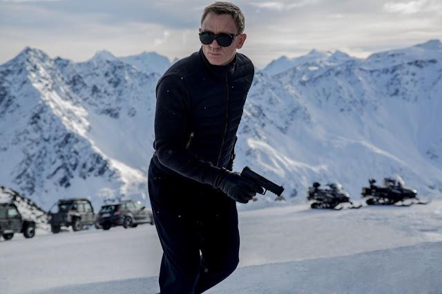 "Daniel Craig returns as James Bond, Agent 007, in ""Spectre"""