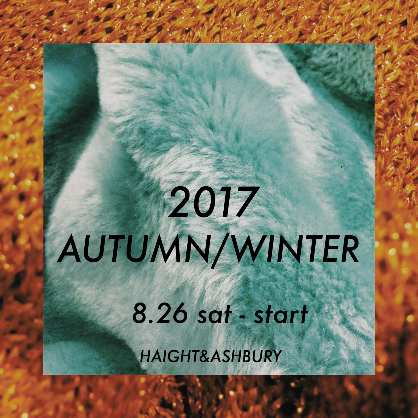 2017.8.26(Sat)- Start!