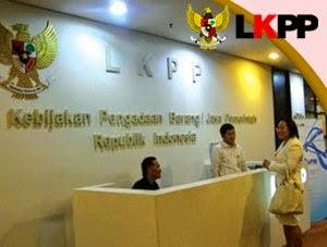 LKPP - Vacancies D3 Administration Staff Non CPNS LKPP April 2015