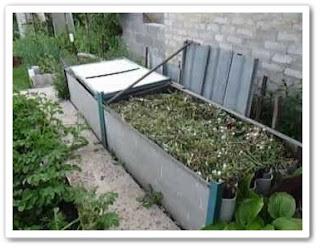 Правильное приготовление компостной ямы
