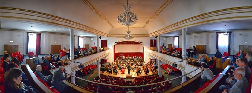 Filarmonica de Stat Oradea / Oradea State Philarmony / Nagyváradi Állami Filnarmónia / Conf.univ. Dr. Carmen Vasile