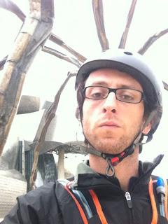 sul cammino del norte con bici brunello