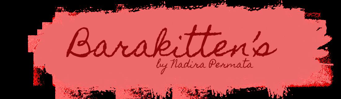 Barakitten's Beauty Cabinet