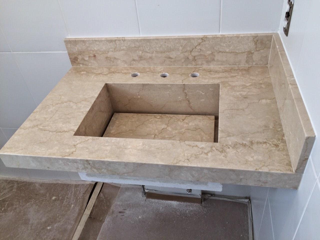 As baguetes do box (tento) e da entrada dobanheiro também são em  #7C664F 1280x960 Bancada Banheiro Profundidade