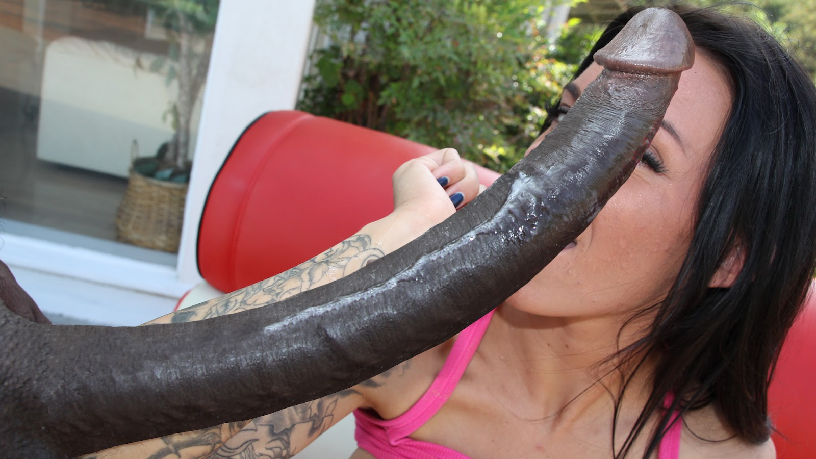 Monster black cock pics exposed films