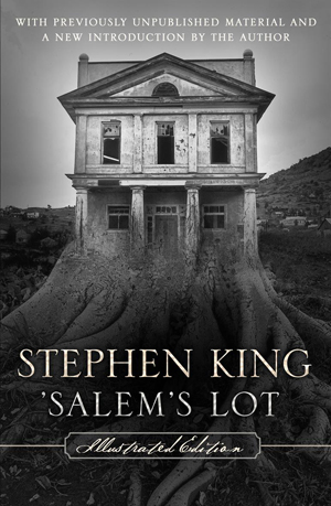 Stephen King lot of 3 Collectors Edition: Carrie, Salem's Lot, The Shining: 1st!