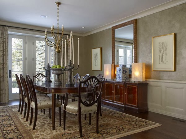 Providing the Right Dining Room Furniture