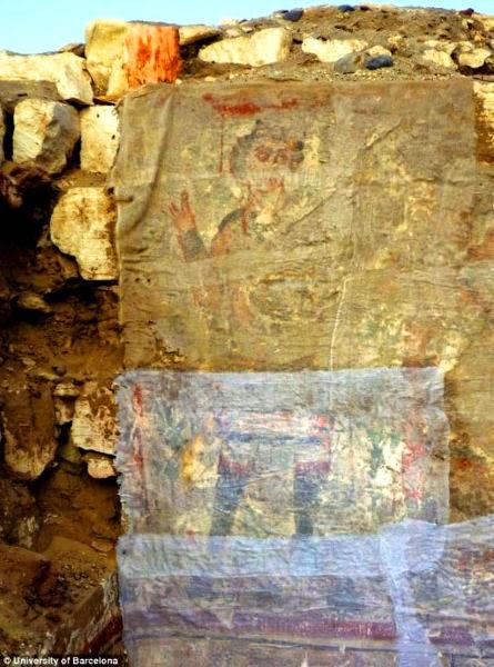 Lukisan Isa, Oxyrhynchus, Mesir