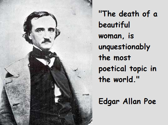 poe an analysis of his work