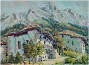 Fernando Azkargortaren margolanak 1919-1973. Pinturas de Fernando Azkargorta