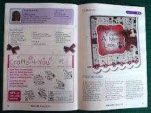 CRAFTS 4 YOU IS PUBLISHED .... AGAIN!!