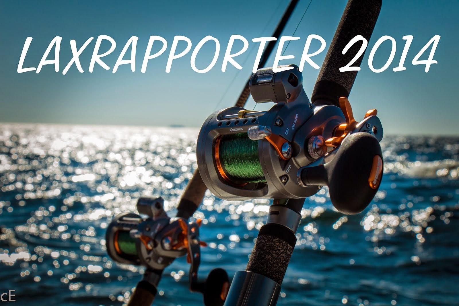 Laxrapporter 2014