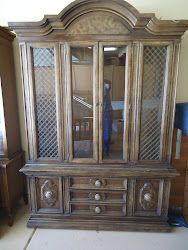cupboard / buffet...SOLD