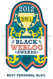 My Blog Won for Best Personal Blog