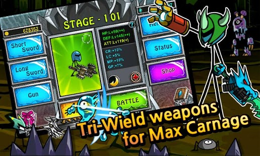 Amazon.com: Cartoon Wars: Blade: Appstore for Android