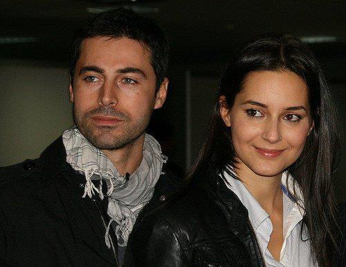 Sedef Avci with Husband Kıvanç Kasabalı