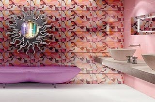 girl bathroom for woman design suunnittelu salle de bain dearadh seomra folctha vannas istabas dizaina vonios kambario dizainas cuarto de bano de diseno dylunio ystafell ymolchi banjo bilik kamar mandi bad baie de bafuni badrum Hamam dizayn komunak diseinua bany de disseny dizajn kupaonica koupelny inrichting van de badkamer vannitoa disaini banyo disenyo Kylpyhuoneen decoration interior designs bathrooms mewah remodeling selection furniture vanity vanities pink color