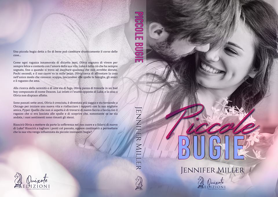 Cover Reveal: Piccole bugie