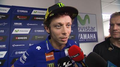 Inilah jawaban Rossi Tentang Insiden Dirinya Dan Marquez