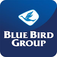 logo armada taksi blue bird
