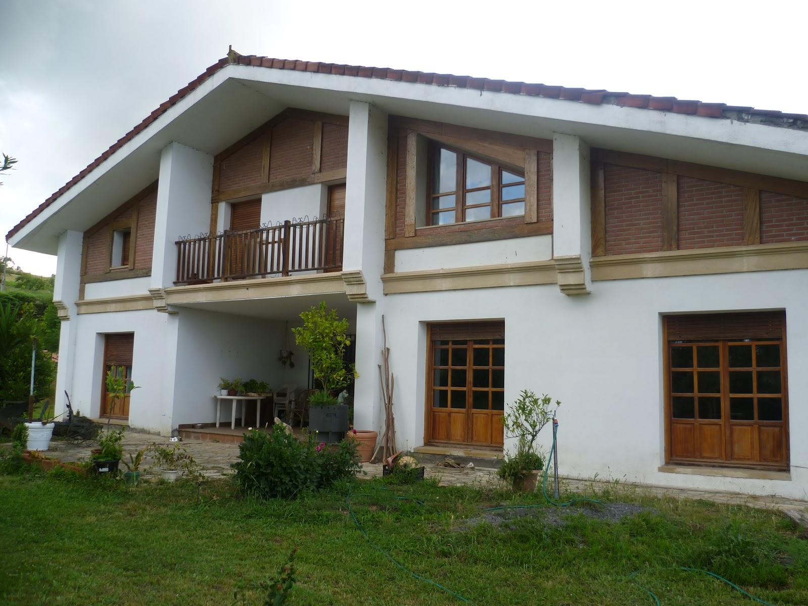 Arquitectura y dise o proyecto de rehabilitaci n de - Casa rural urduliz ...