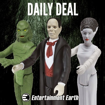 A Special Sale Friday Only - 20% Off Universal Monsters
