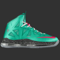 NBA 2K13 Nike LeBron X Shoes Patch