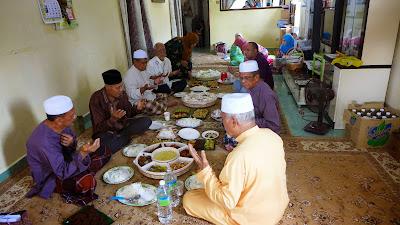 Majlis Akikah Muhammad A'sim Furqan