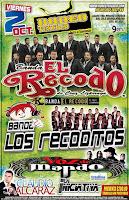 baile banda el recodo en rodeo texcoco 2 de octubre