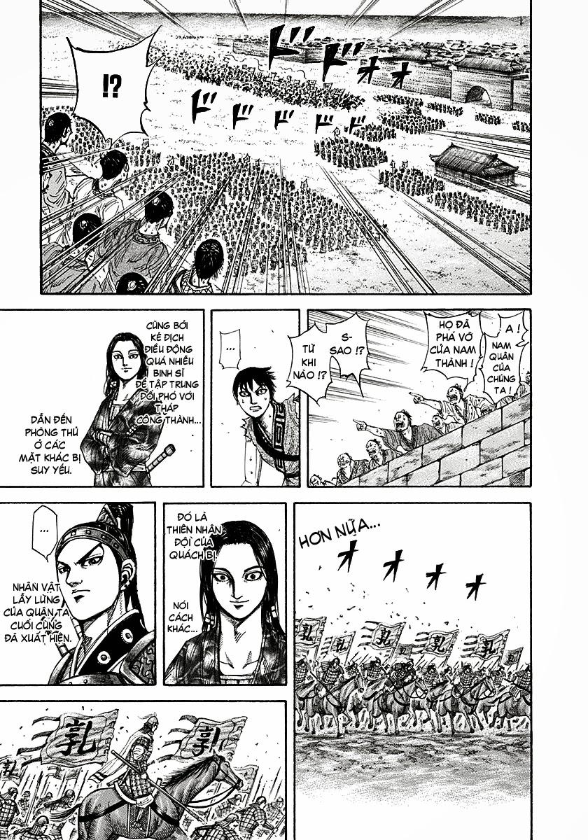 Kingdom - Vương Giả Thiên Hạ Chapter 195 page 12 - IZTruyenTranh.com