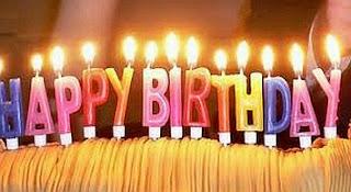 Tarjetas Happy Birthday, parte 2