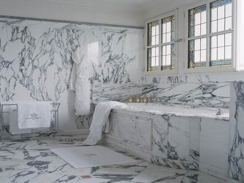 The Glam Pad Marble Madness
