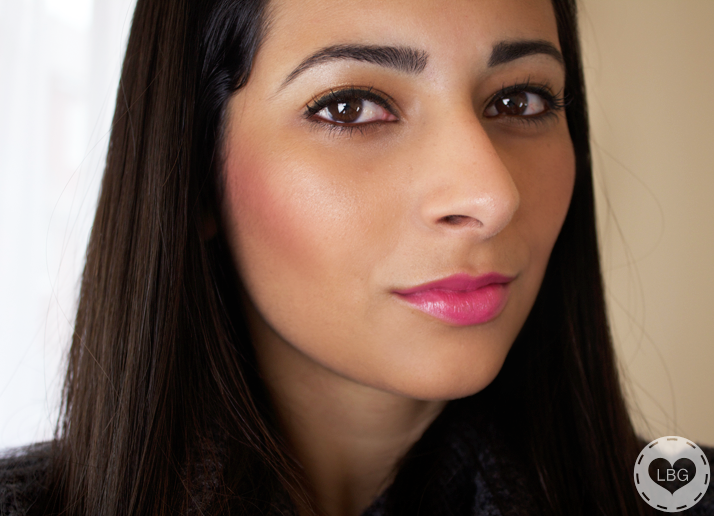 Christmas Challenge: 30 Lipsticks in 30 Days #14 MAC Speed Dial | Le Beauty Girl