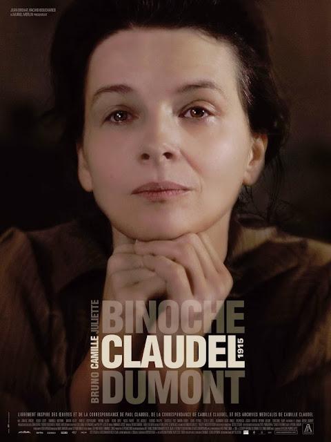 Frases de la película Camille Claudel 1915