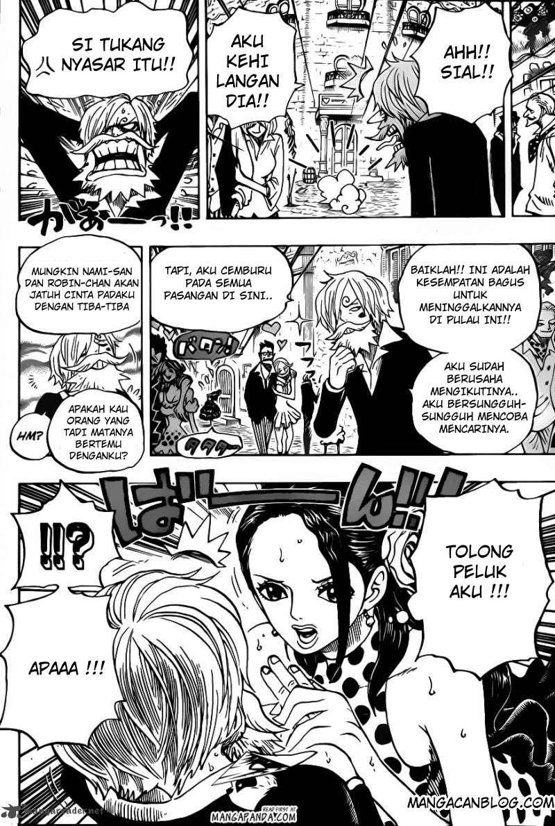 Komik one piece 703 - Ruang tunggu 704 Indonesia one piece 703 - Ruang tunggu Terbaru 6|Baca Manga Komik Indonesia|Mangacan