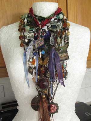 assemblage jewellery