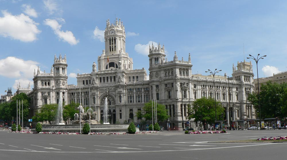 Madrid The Capital Of ...